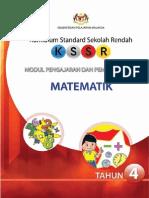 Modul P&P Matematik Tahun 4 (KSSR) - SK