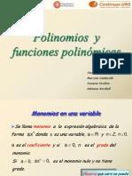 Teoria de Polinomios