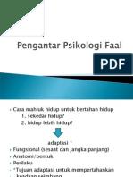 Pengantar Psikologi Faal_2