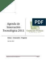 Agenda Innovacion de Tlaxcala 2011 Sefoa-fpt