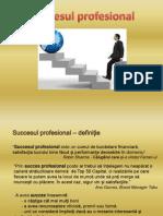 Succesul Profesional