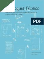 El Croquis Tecnico - Ing. Guillermo Verger