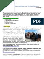 October 2013 OMILO  Newsletter