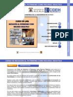 CURSO DE PATRIMONIO RECURSO DIDACTICO