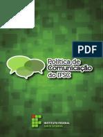 Politica de Comunicação IFSC