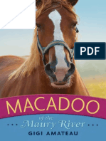 Macadoo of the Maury River by Gigi Amateau - Chapter Sampler