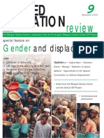 FORCED MIGRATION__Gender and Displacement