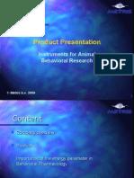 Product Presentation Metris 2009LBN