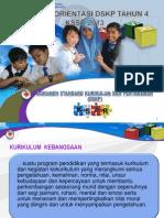 Overview Dskp 4 Kssr