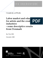 Labor market and education
