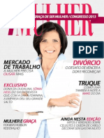 Revista Congresso de Mulheres 2013