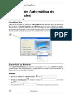 Guía del Laboratorio # 5.- Creacion automática de superficies