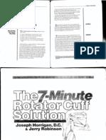 7 Minute Rotator Cuff Solution