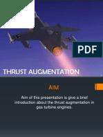 thrust augmentation