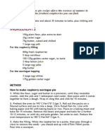 Fabulous Meringue Pie Recipe