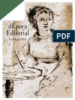 Catalogo Editorial dEpoca 2013