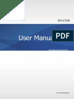 Samsung Galaxy Gear User Manual