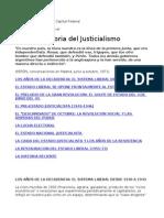 PJ Capital - Histroria Del Justicialismo