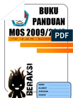 Buku Panduan MOS SMK Negeri 1 Bojongpicung 2009-2010