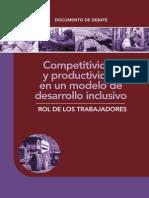Competitividad y Productividad Cifra