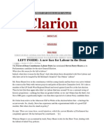 clarion article