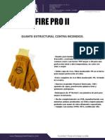 Fire Pro II Carnaza