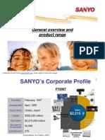 Catalog Sanyo