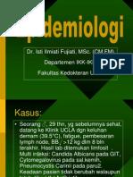 Copy of K-1 (Pendahuluan Epidemiologi)
