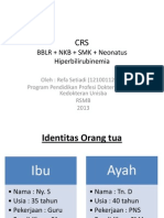 CRS - BBLR + Prematur + NH (Revisi)