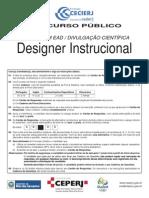 Designer Instrucional