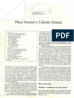 Cap 03 - Placa Dental e Calculo Dental - Tratado de Periodontia - Lindhe