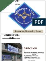 INDESFUT  2013
