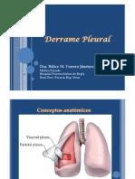 Derrame Pleural, Dra. Terrero
