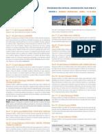 Programa Canonizacion Juan Pablo (Euros)