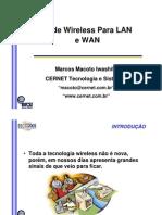 Apostila sobre Wireless