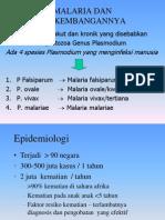 Malaria Tertiana
