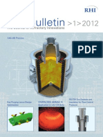 RHI Mr Services Bulletin 1 2012-Data