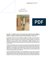 Fontana, J. Después de la crisis, 22-9-13