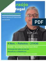 José Araújo em Setúbal / Portugal
