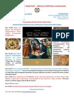 Presentazione libro Arte in Calabria