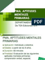 Pma, Aptitudes Mentales Primarias