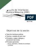 Interfaz Hombre-Máquina