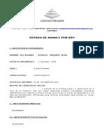 Informe de Matematica Sep Cuarto Basico Primer Semestre