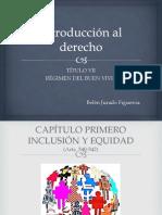 Constitución cap 340-394