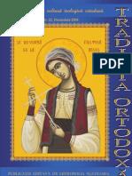 Traditia Ortodoxa 22 decembrie 2008