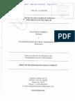 Jonathan Corbett Vs. Transportation Security Administration (unredacted)