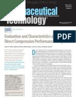Pharm_Tech Article March 2011