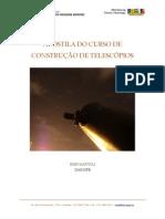 APOSTILA DO CURSO DE CONSTRUÇÃO DE TELESCÓPIO