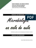 Manual Professor - Aulas práticas em Microbiologia