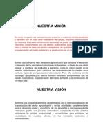 Proyecto Implementacion SIG Leche Margarita